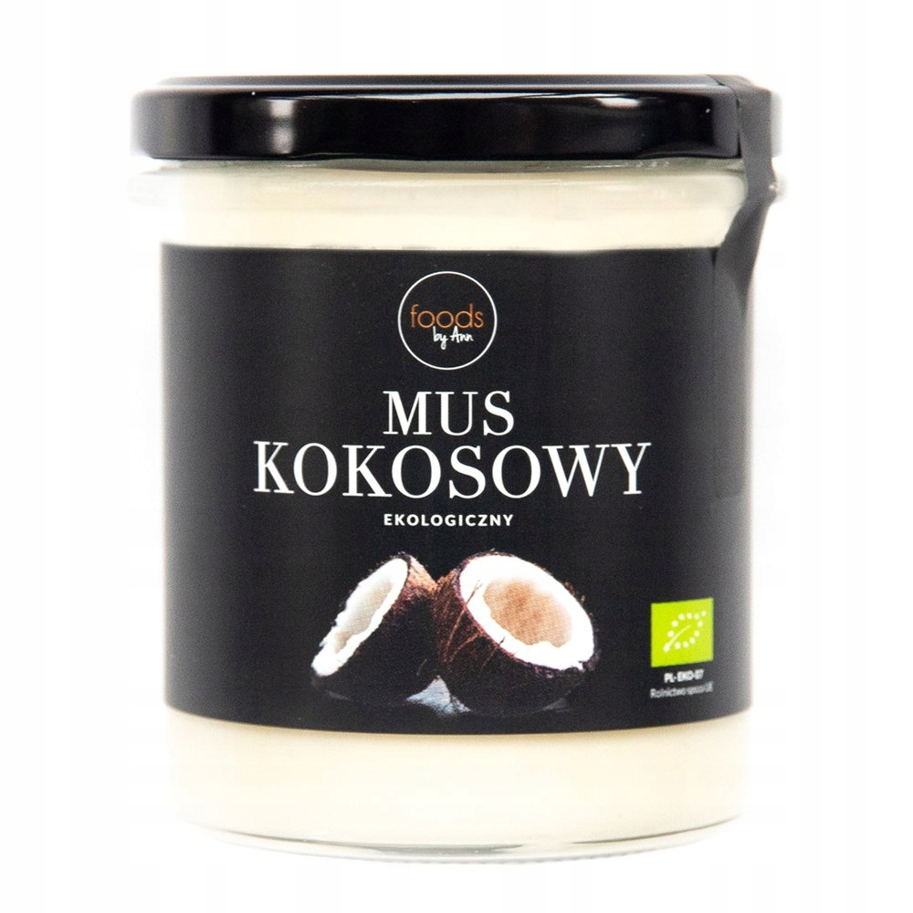 Органический кокосовый мусс Foods by Ann 270г
