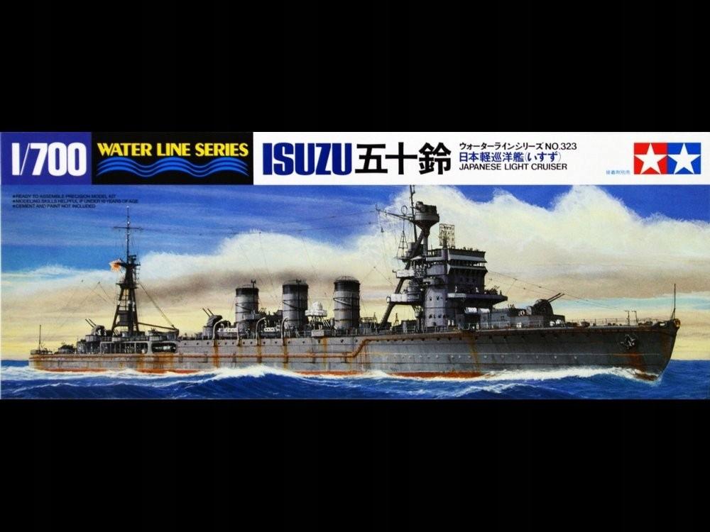 Купить 1/700 Модель Lt. Крейсер Isuzu Tamiya 31323 на Otpravka - цены и фото - доставка из Польши и стран Европы в Украину.