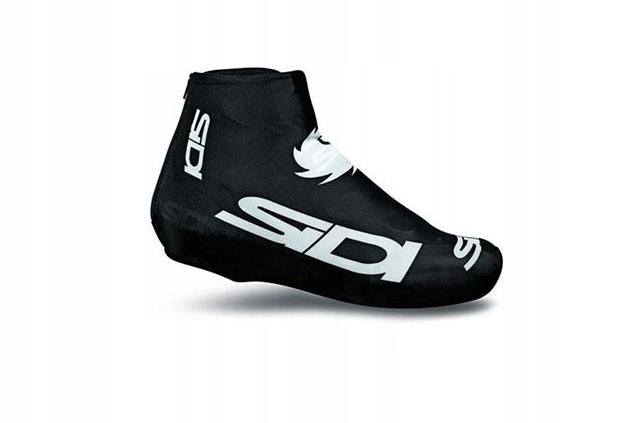 Sidi ochraniacze na buty rowerowe czarne 40-43