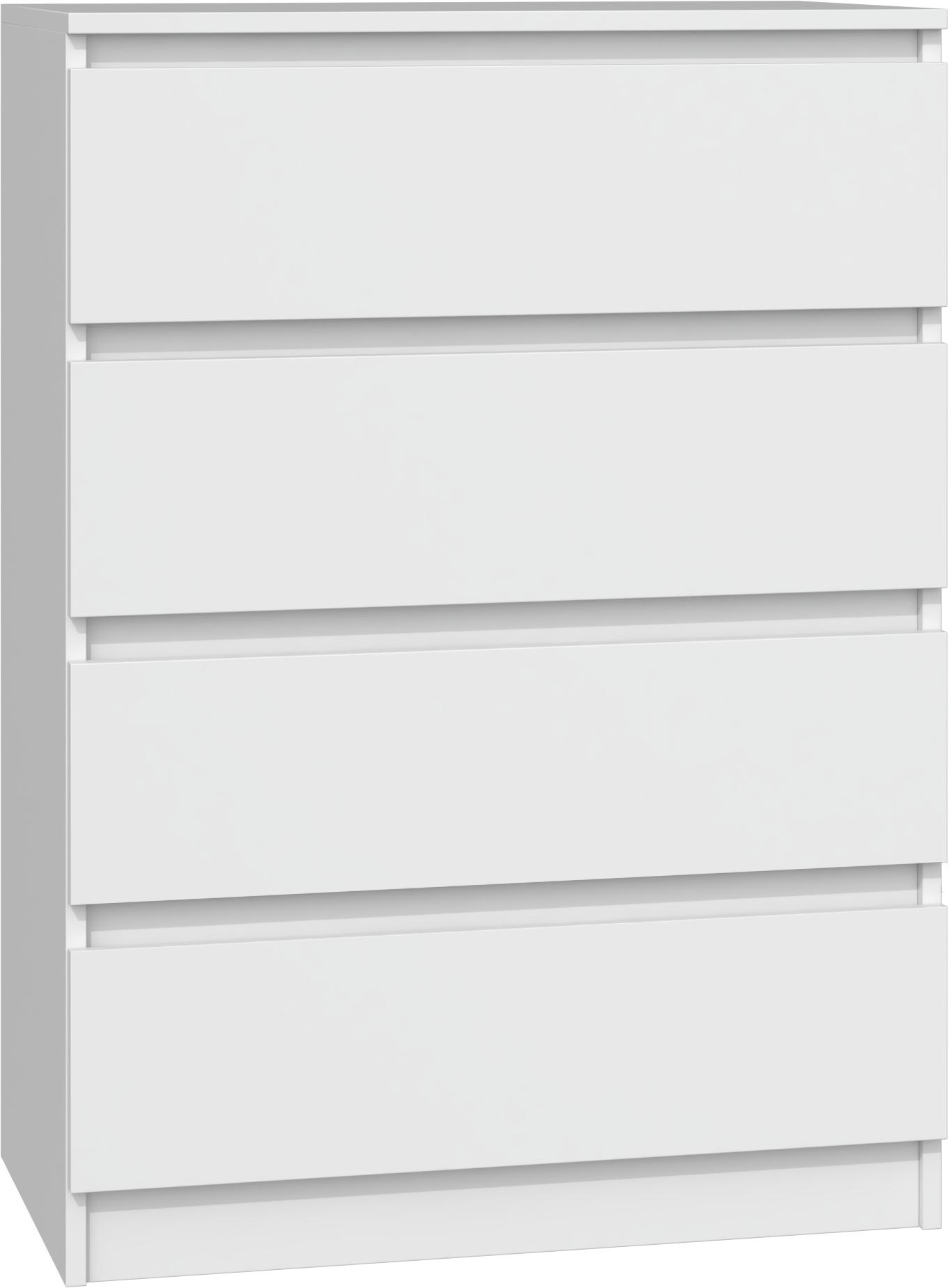 БОЛЬШОЙ КОМОД 4 ящик ШКАФ белая * от производителя M4