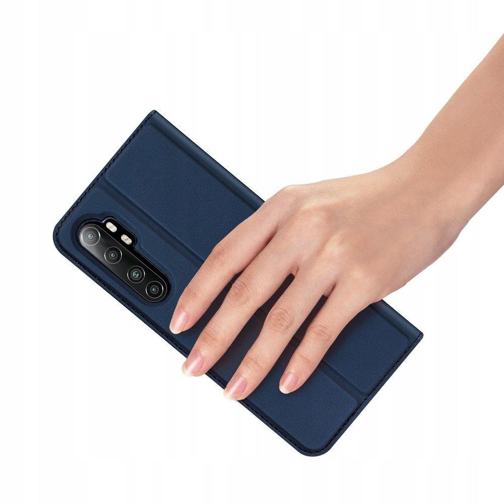Etui DUX DUCIS do Xiaomi Mi Note 10 Lite Niebieski Kolor niebieski