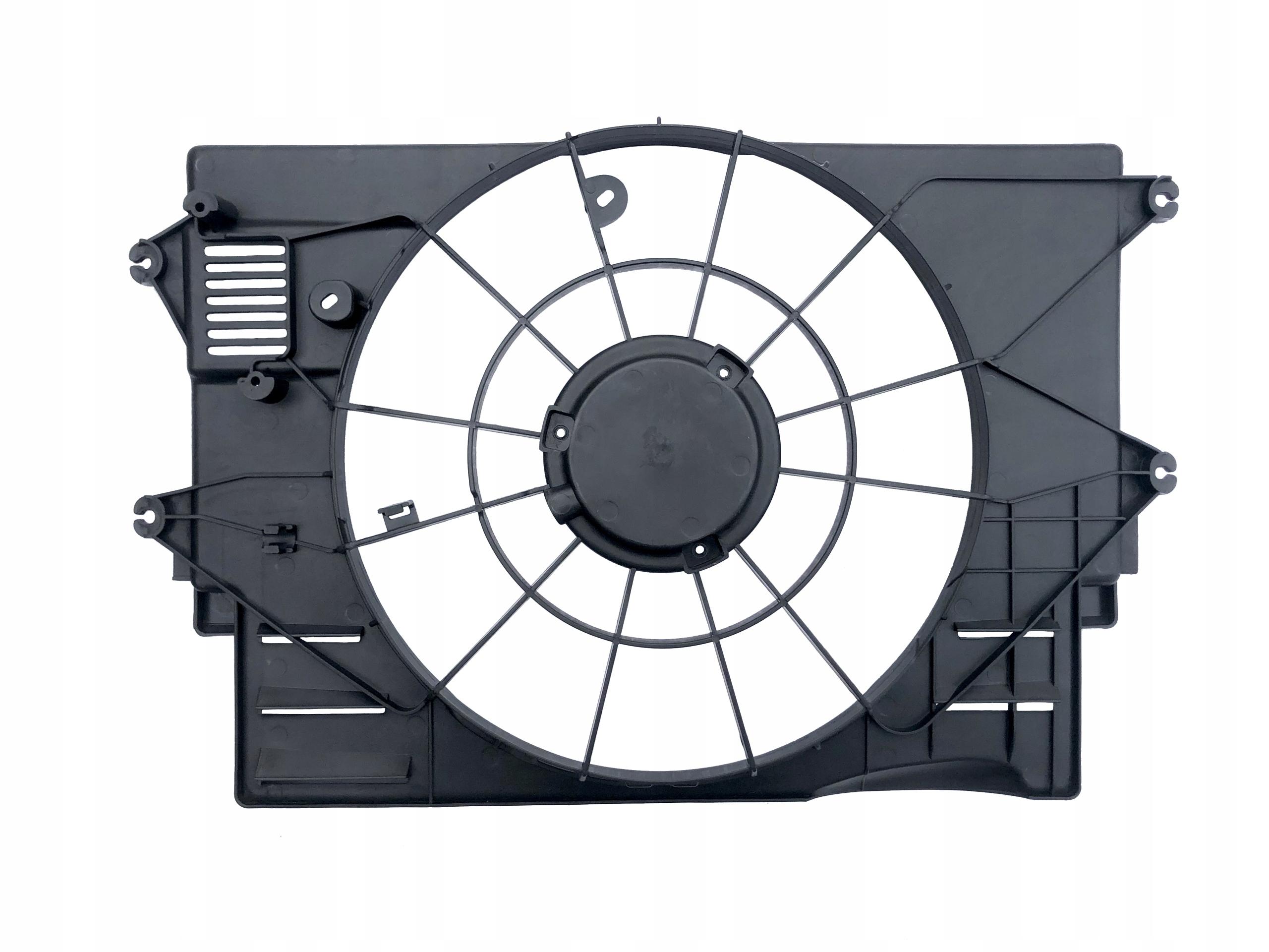 корпус вентилятора hyundai кона 2017-