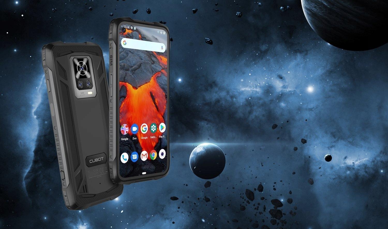 CUBOT KING KONG 7 8/128GB NFC LTE PANCERNY IP69K EAN 6924136715284