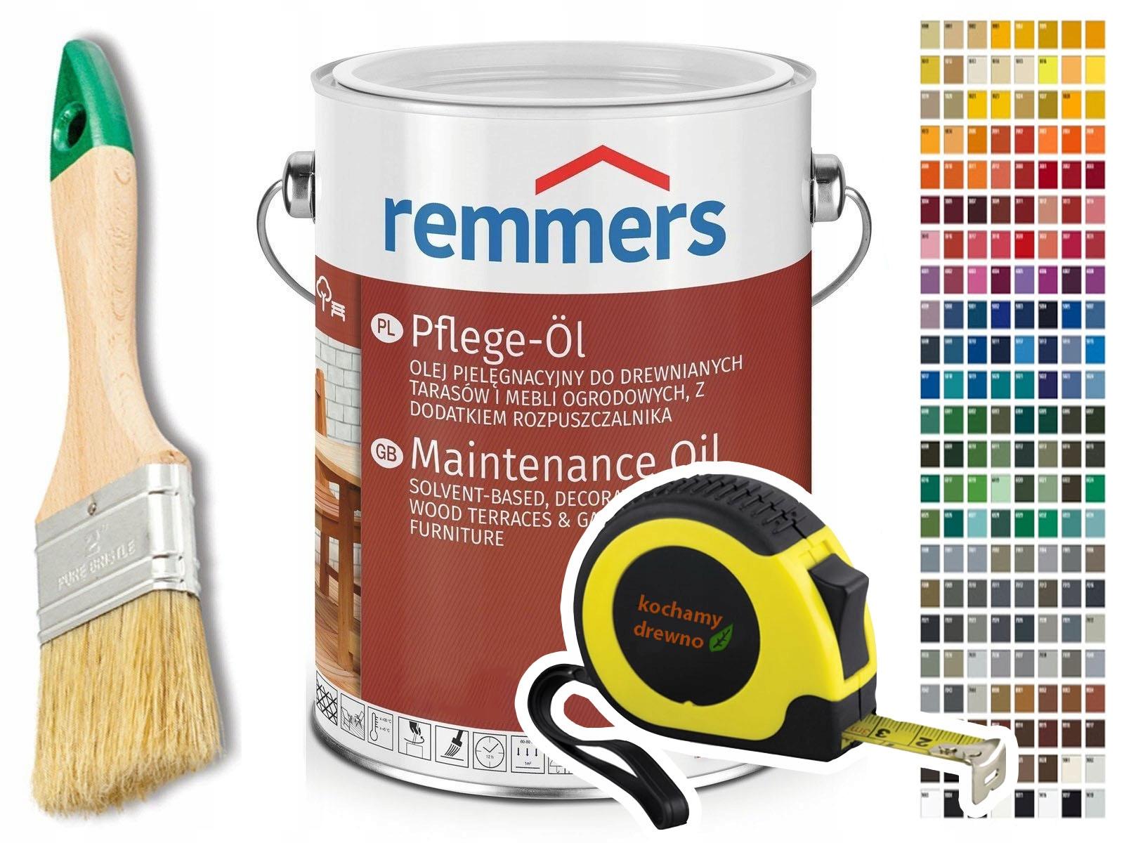 Реммерс Pflege-Ol терраса древесное масло COLORS 2.5