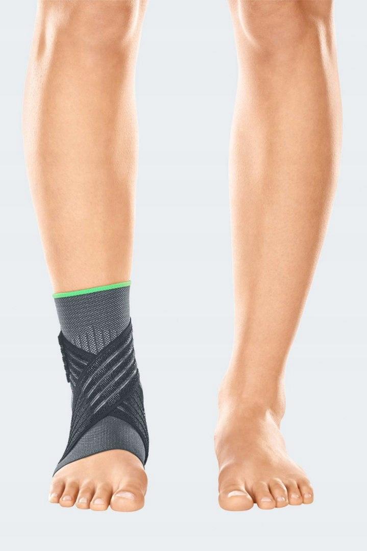 ORTEZA STAWU SKOKOWEGO SILICON protect.Leva Strap Rodzaj orteza stawu skokowego i stopy