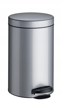 Odpadkový kôš 14 litrov.KARTÁČNA OCEL