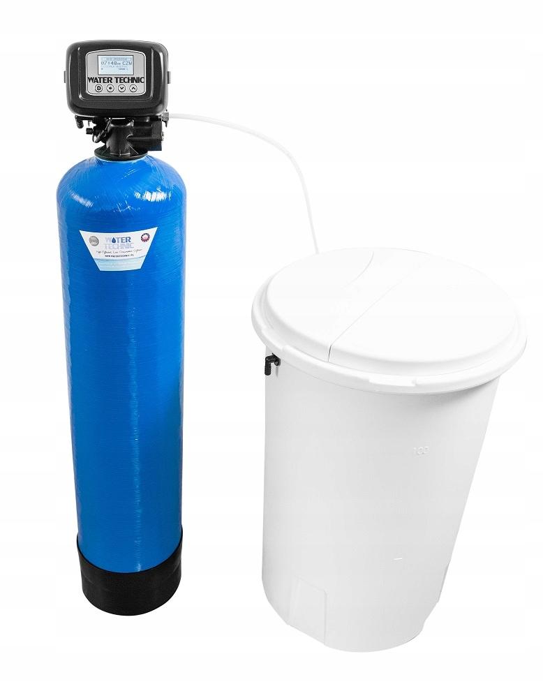 ZMIĘKCZACZ WODY WATER TECHNIC 35 UP-FLOW + DODATKI Marka Water Technic