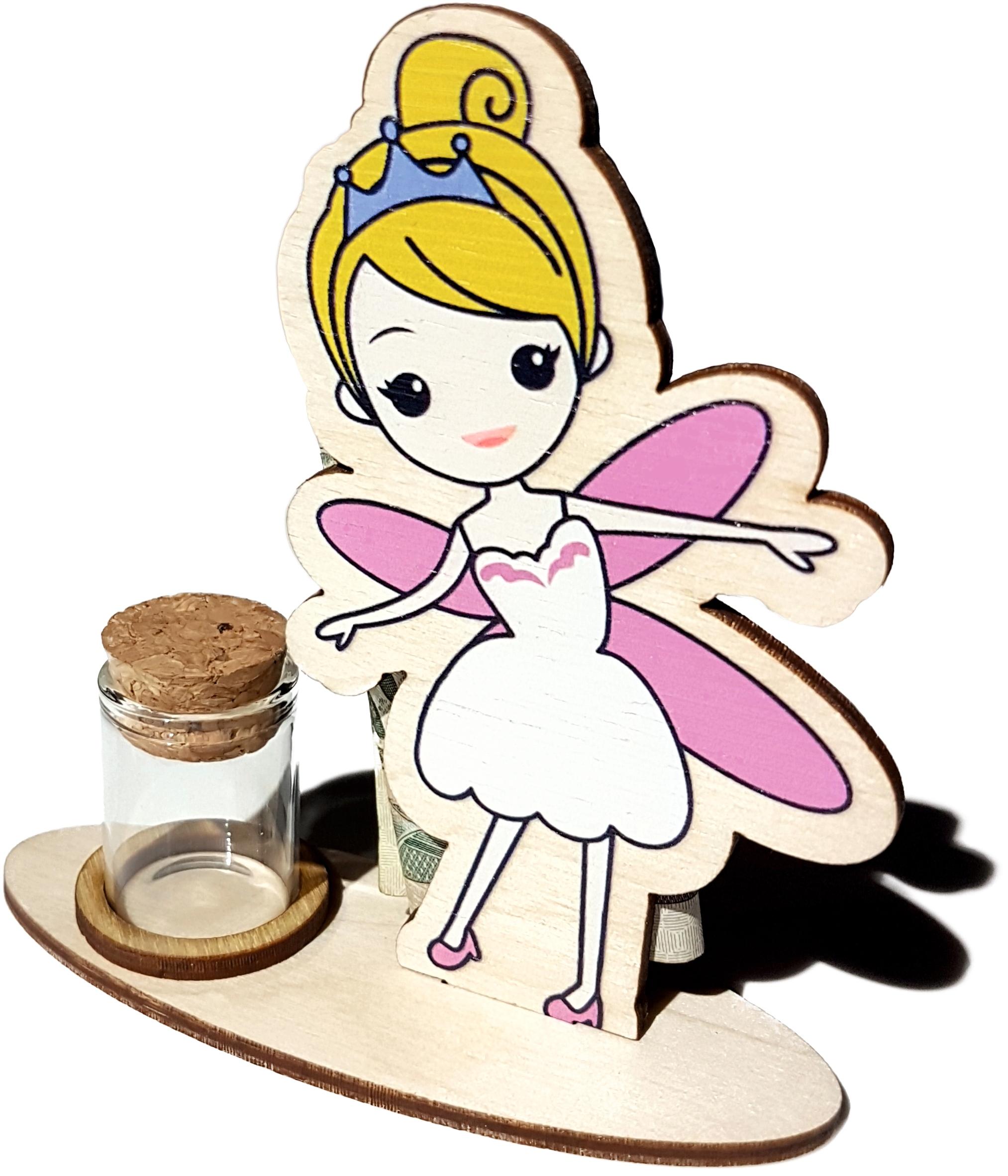 Зубная фея MLECZAKI зубная коробка