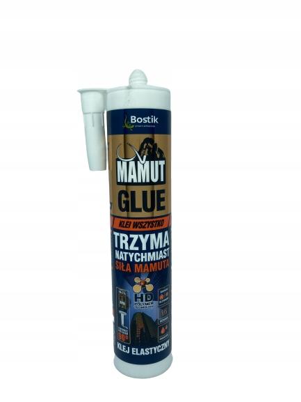 Mamut klej montażowy Glue biały 290 ML