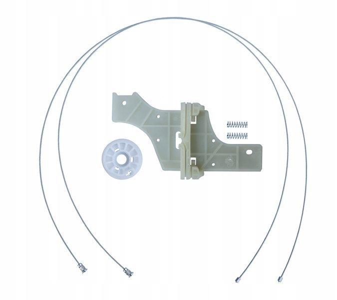 комплект механизм стекла вперед левый peugeot 508