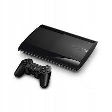 PS3 SUPER SLIM 500 GB + PAD+GRY GRATIS