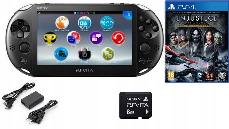 Sony PS Vita WiFi Nový model! BDB!