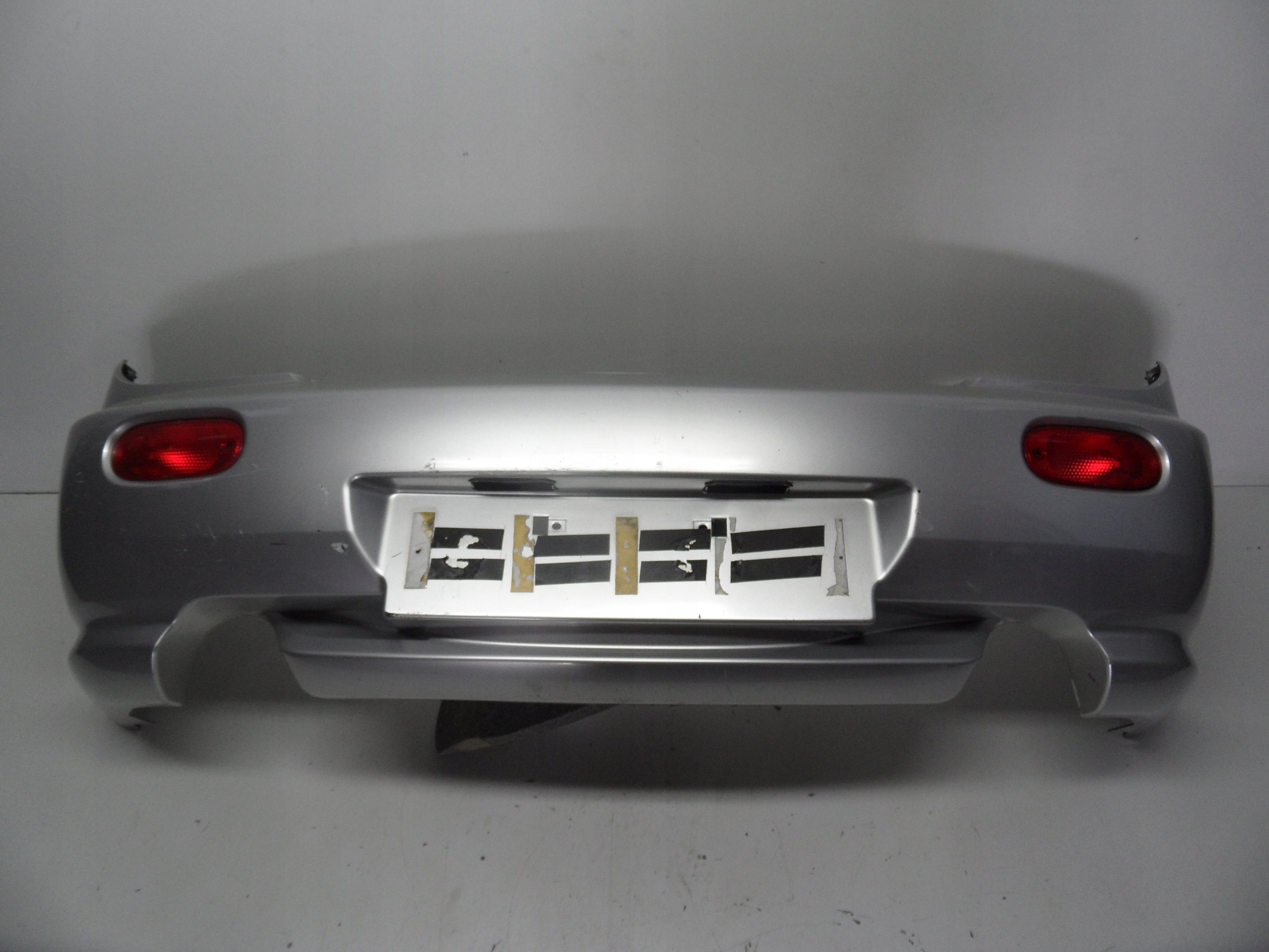 hyundai купе марине 2004r задняя панель бампер