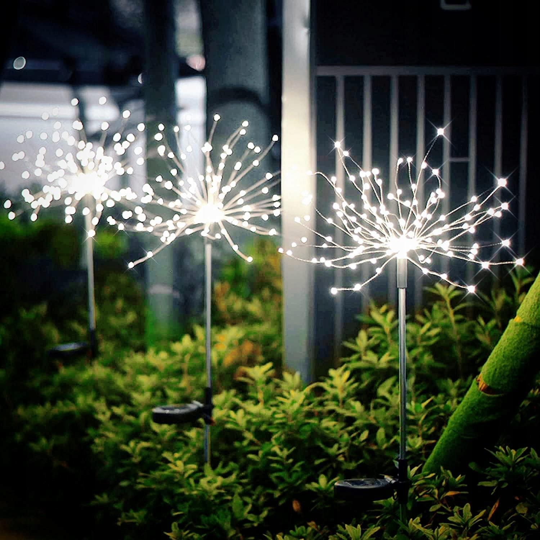 2X LAMPA SOLARNA OGRODOWA Dmuchawiec 90led EAN 0702245526436