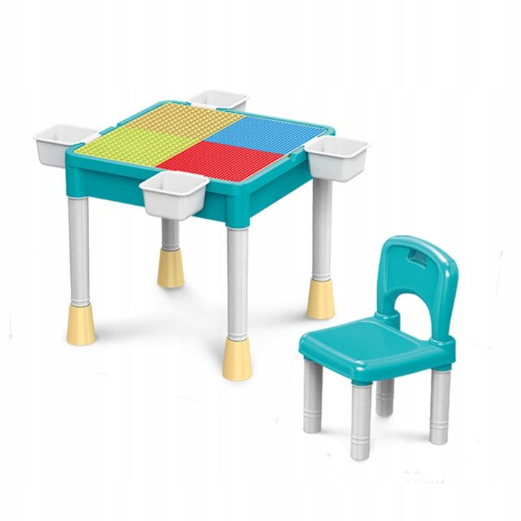 Стол + стул для набора блоков Lego