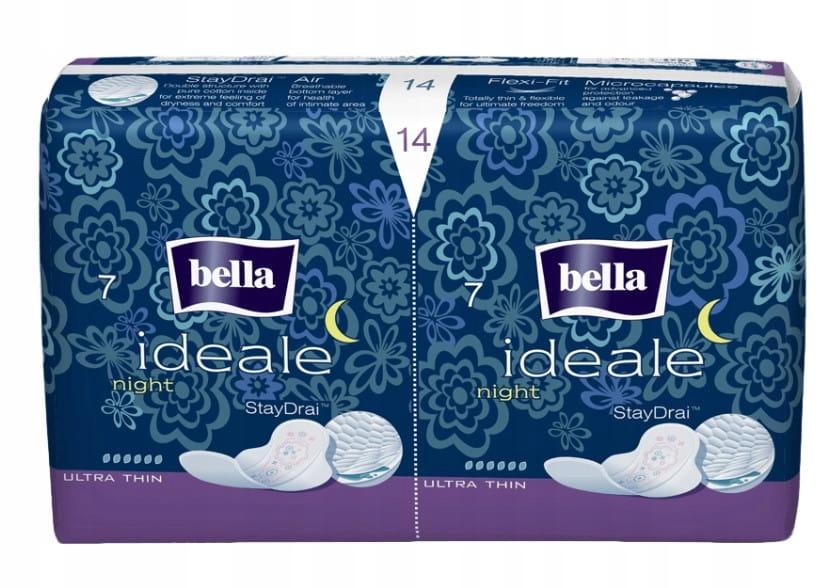 Bella гигиенические Прокладки Идеале Night 14pcs