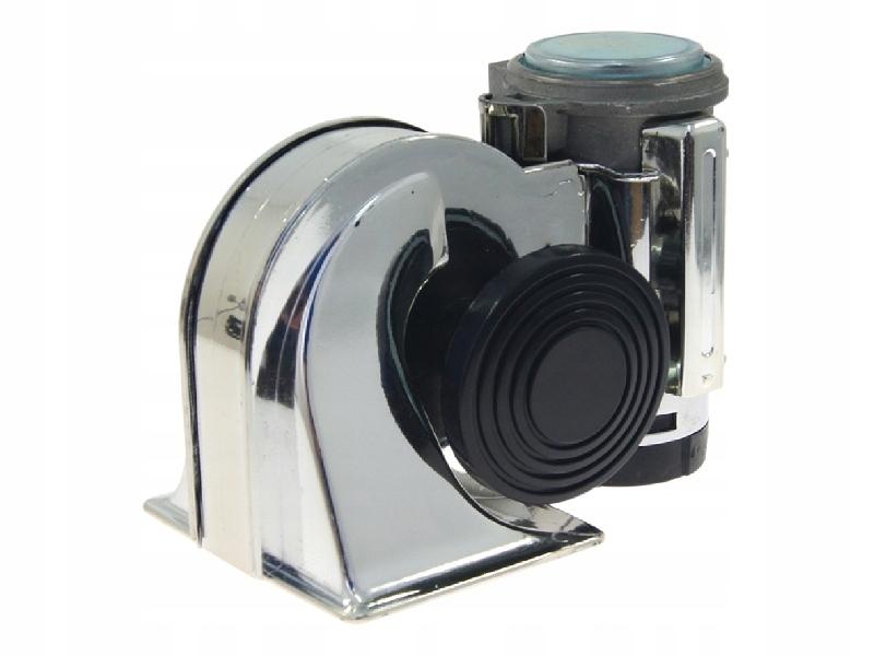 клаксон звуковой сигнал громкий 2 тони компрессор 139db 12v
