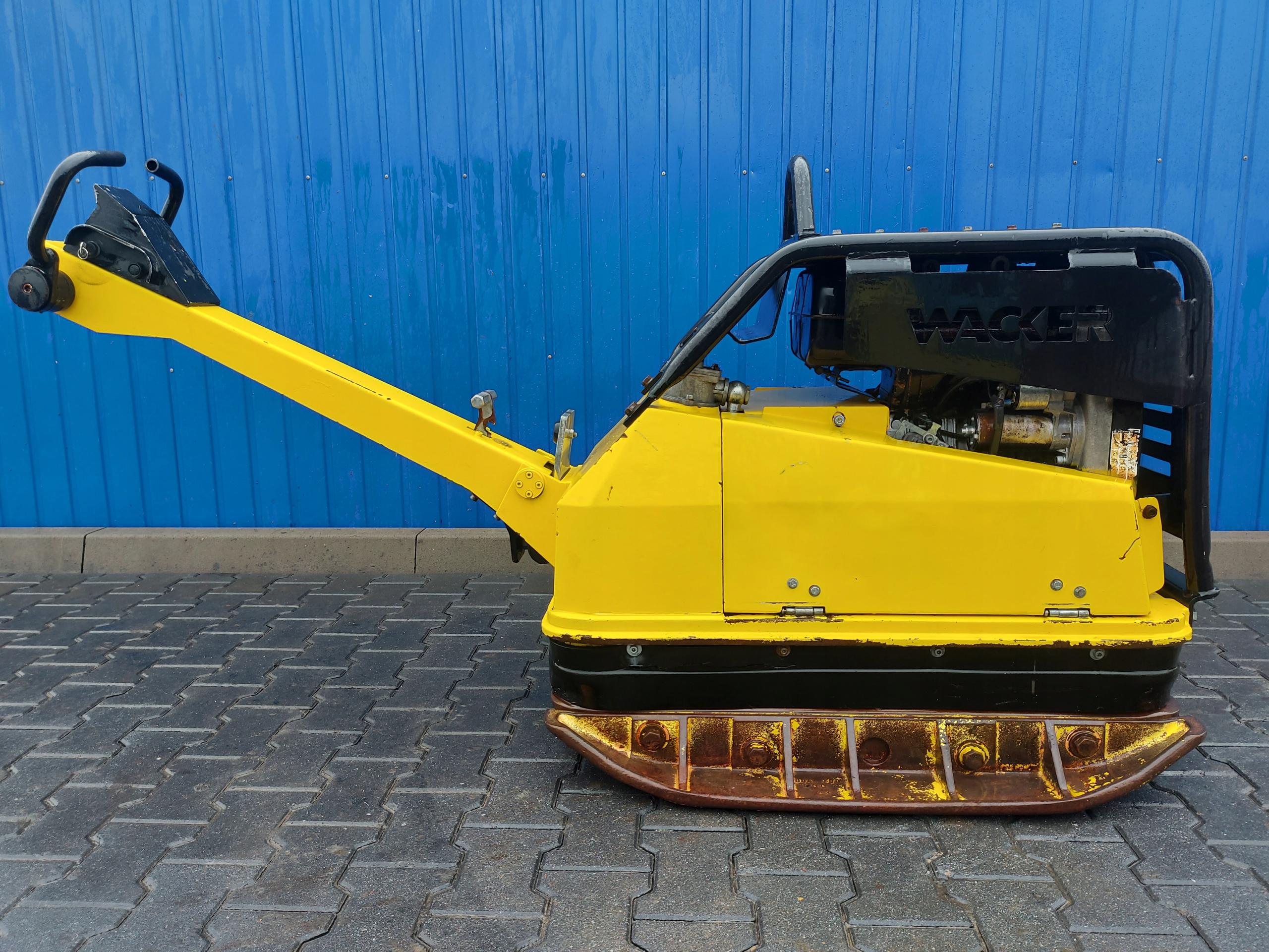 Компактор WACKER DPU 100/70, 07р! 710 кг 6555