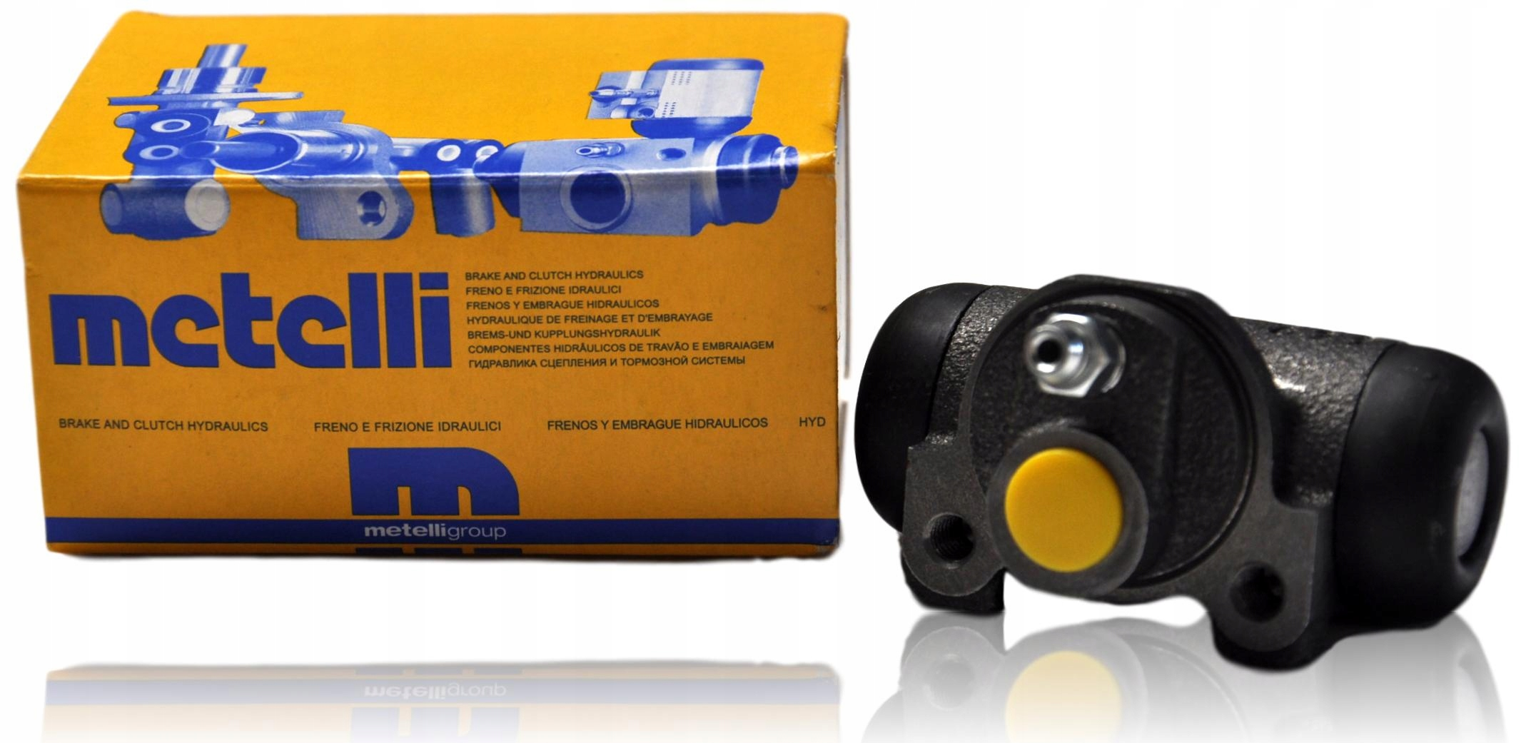 metelli цилиндр тормозная система 04-0490