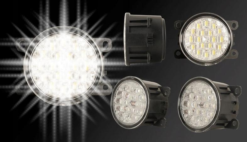 DRL Halogen LED do jazdy dziennej ponad 100 modeli 6