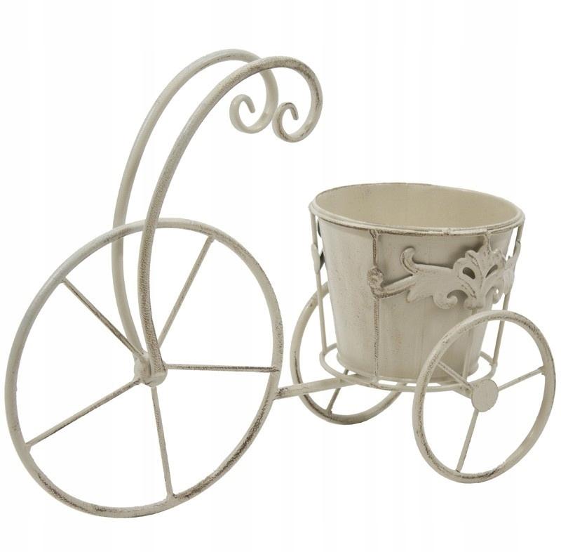 Posteľ lavičke kovové Bicykle v retro štýle