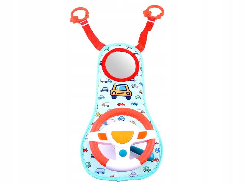 Kierownica do samochodu dla dzieci melodie ZA3415 Certyfikaty, opinie, atesty CE EN 71