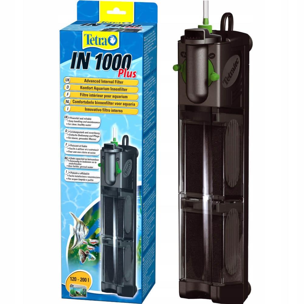 Tetra IN Plus 1000 Фильтр для аквариума 120 200л