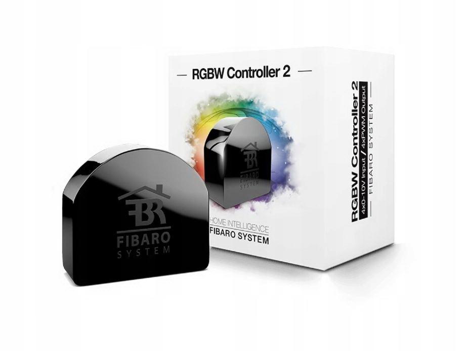FIBARO RGBW Controller 2 Z-Wave Sterownik Taśm LED Zasilanie inne