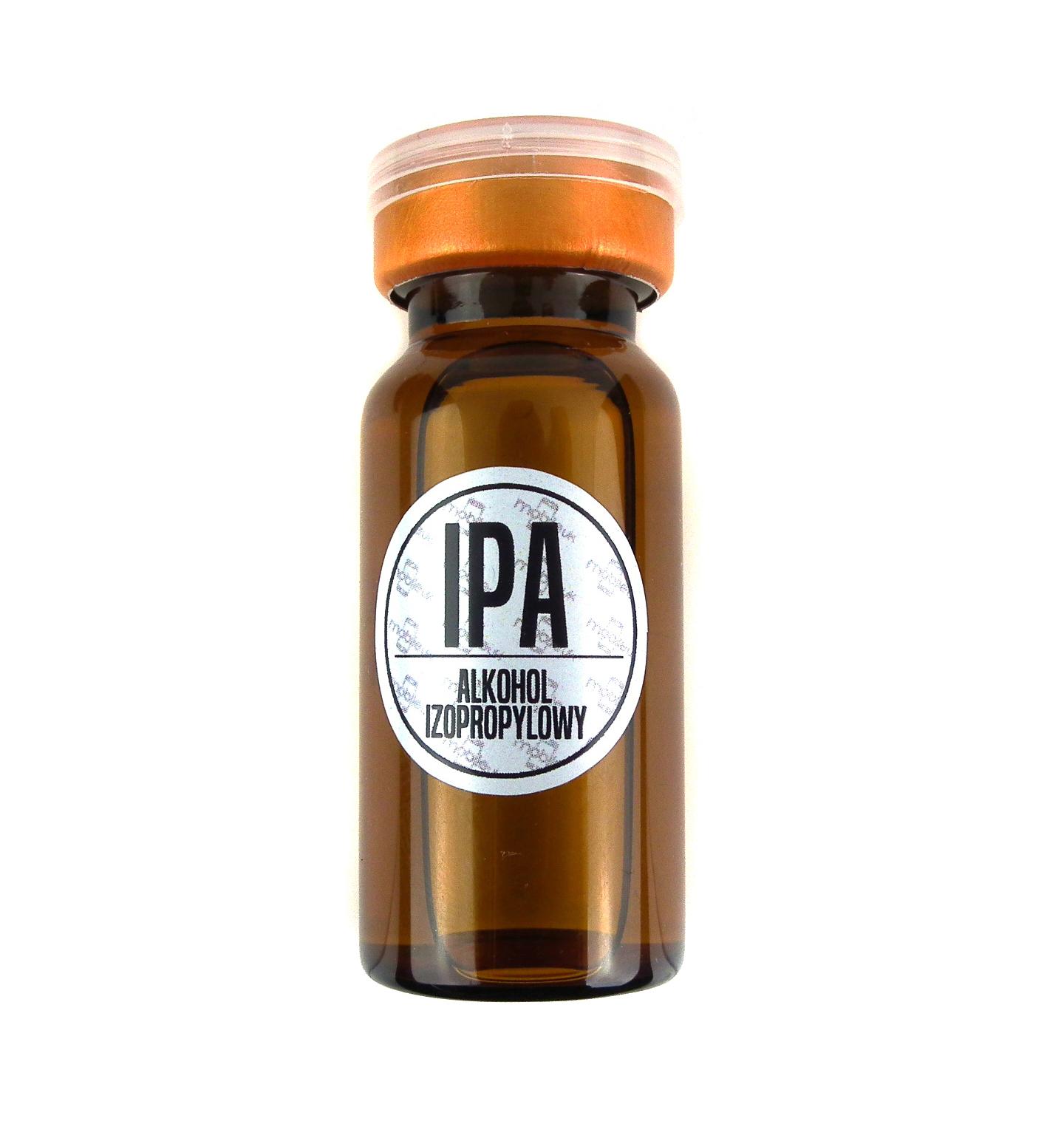 IPA изопропиловый спирт 99 10 мл