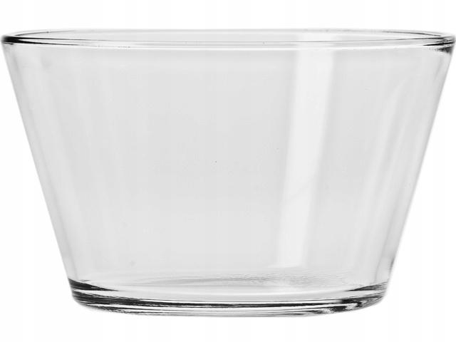 Szklana salaterka Tasting KROSNO średnia 18cm