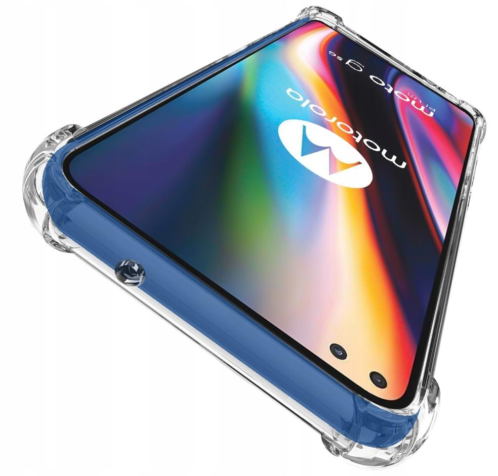 Etui do Motorola Moto G 5G Plus ANTI-SHOCK + Szkło Dedykowany model Motorola Moto G 5G Plus