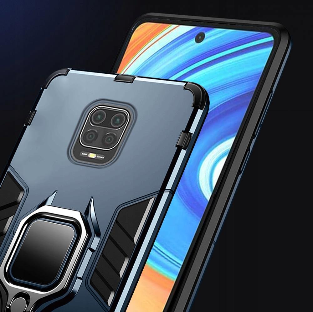 Etui do Redmi Note 9S 9 Pro Ring Case Uchwyt Szkło Kod producenta Note9s