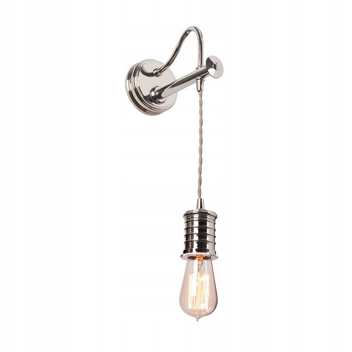 Elstead Osvetlenie DOUILLE DOUILLE1 PN nástenné svietidlo 1x60W