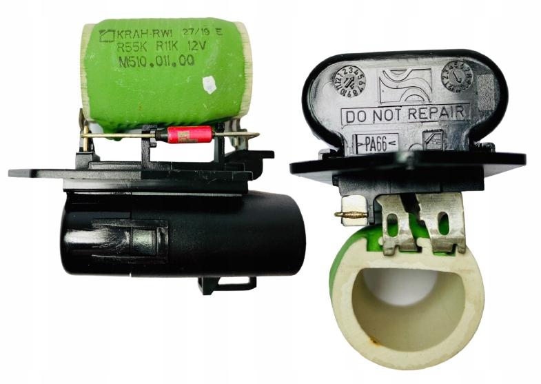 резистор резистор вентилятора opel corsa d 2006-
