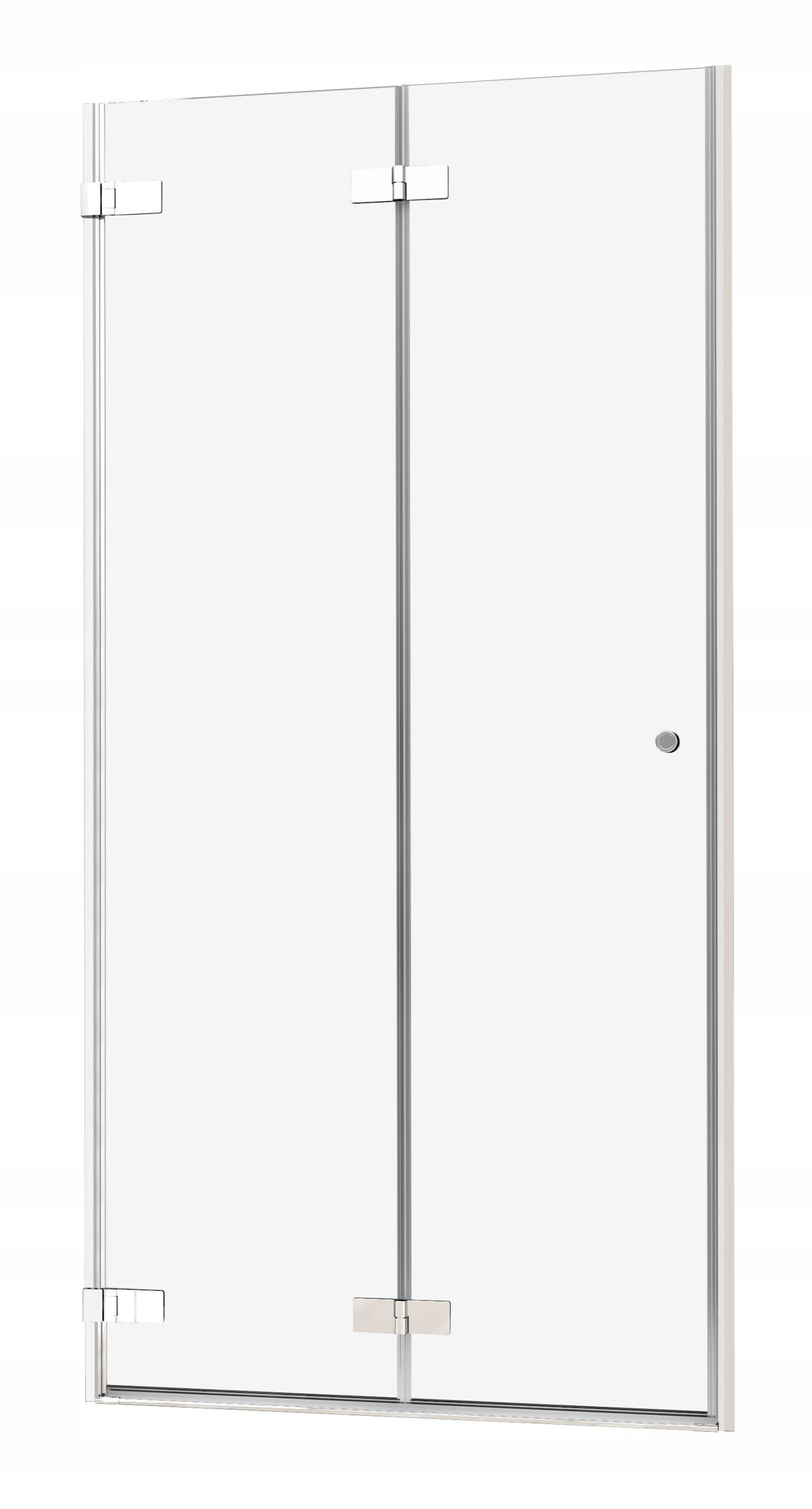 Rozbité sprchové dvere Arta DWB 90x200 RADAWAY