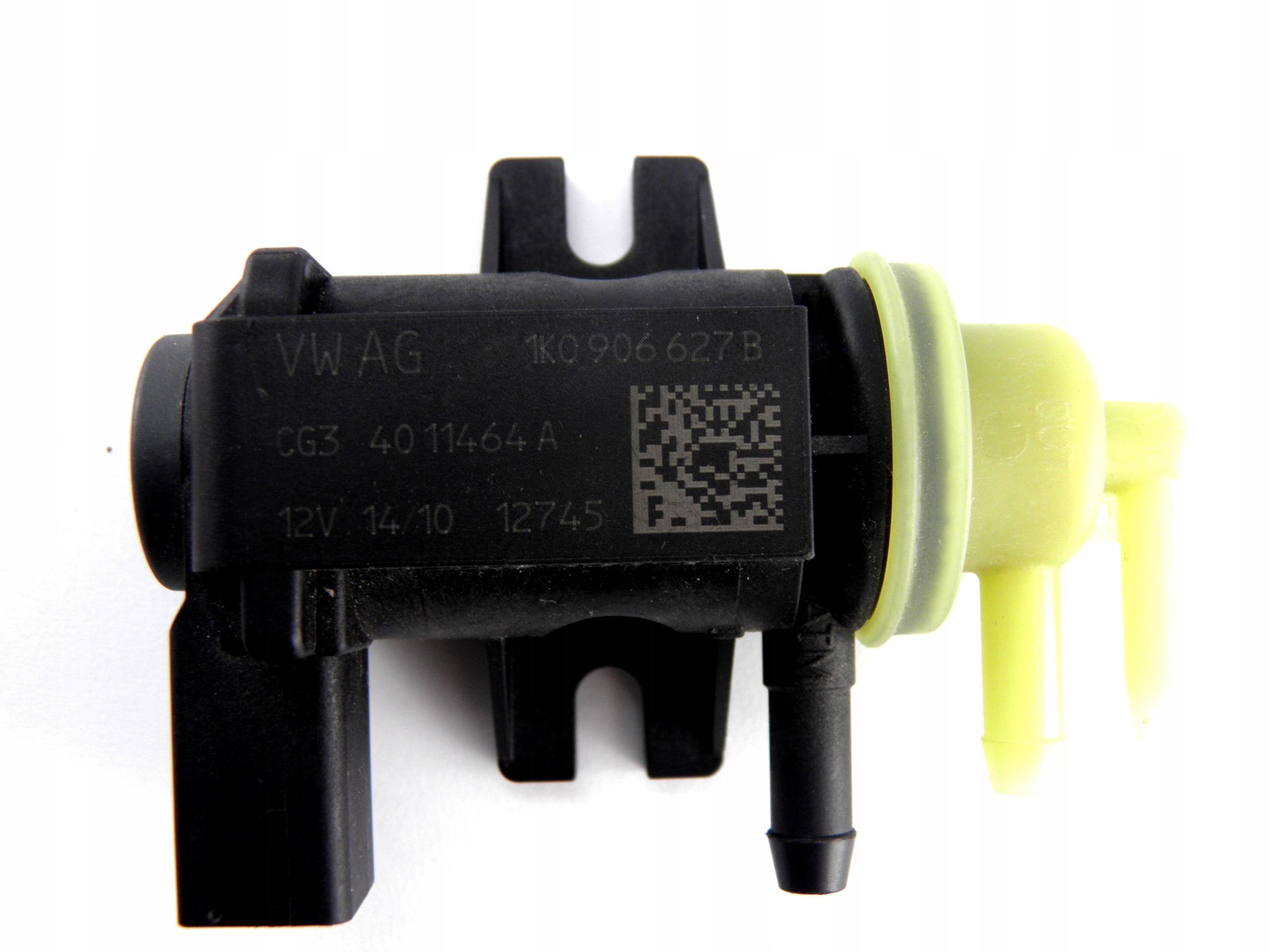 клапан давления турбины n75 vw passat b6 b7 cc tdi