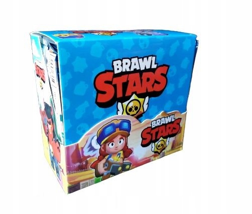 BRAWL STARS CARDS 36PCS 288 BOOSTER CARDS COLLECTION
