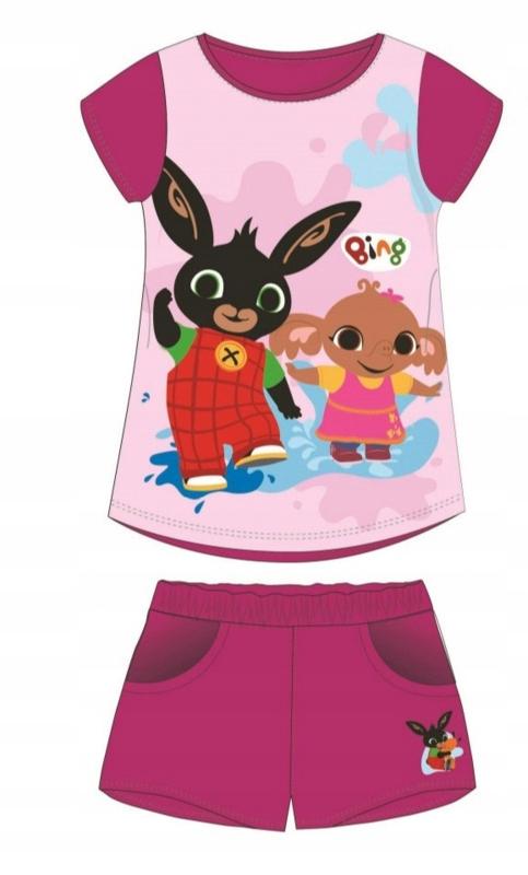 Šortky BING sada letných tričkových šortiek 116