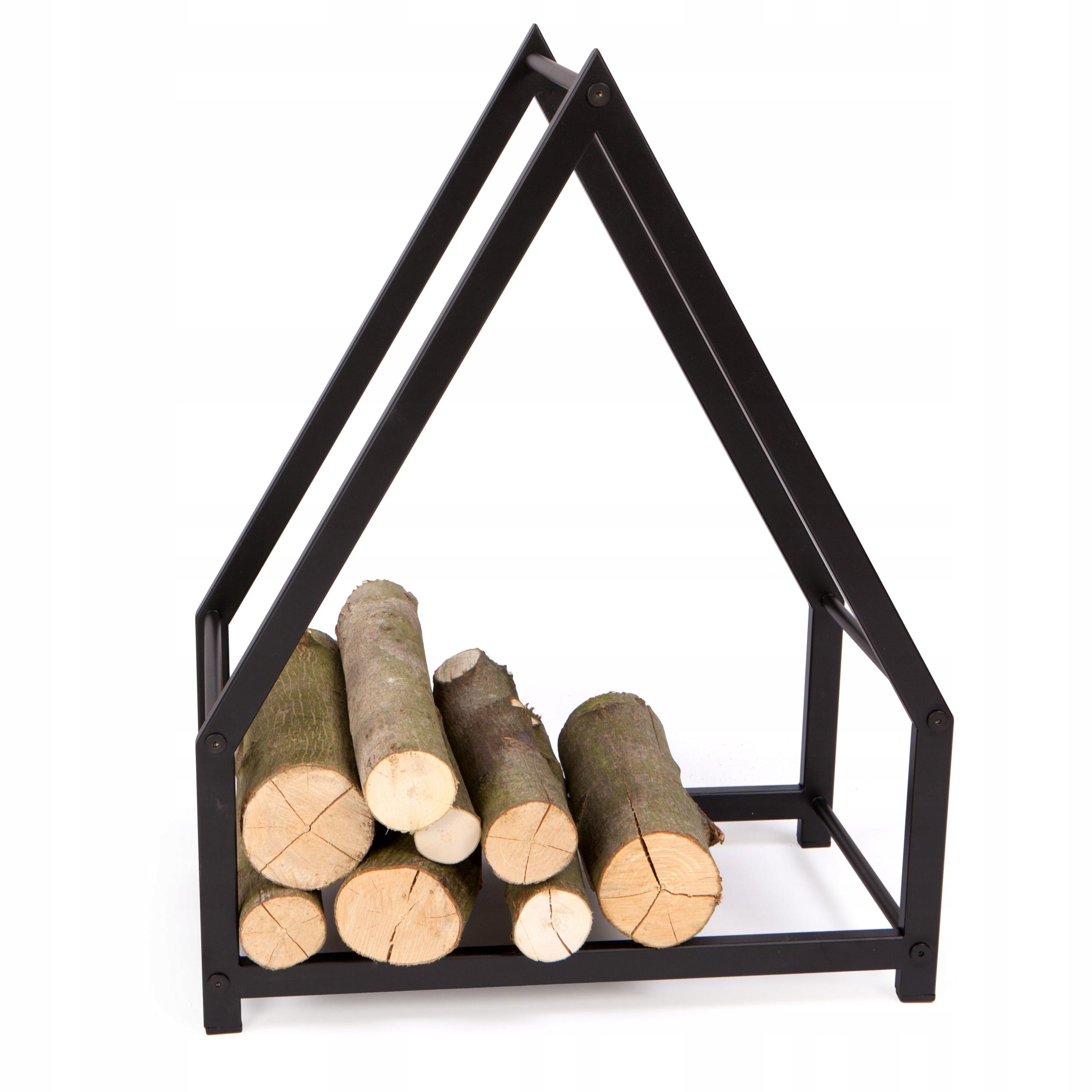 Подставка для дров корзина 64см КОТТЕДЖ
