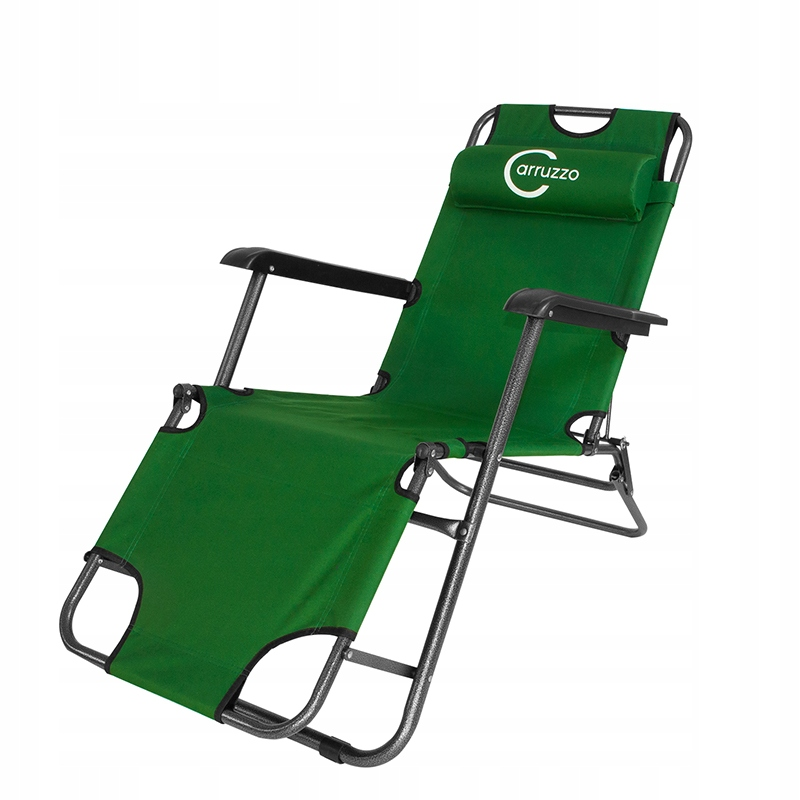 Садовый шезлонг Carruzzo Green Adjustable L66B1