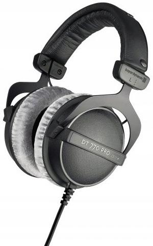 Item BEYERDYNAMIC DT770 PRO 250 OHM HEADPHONES