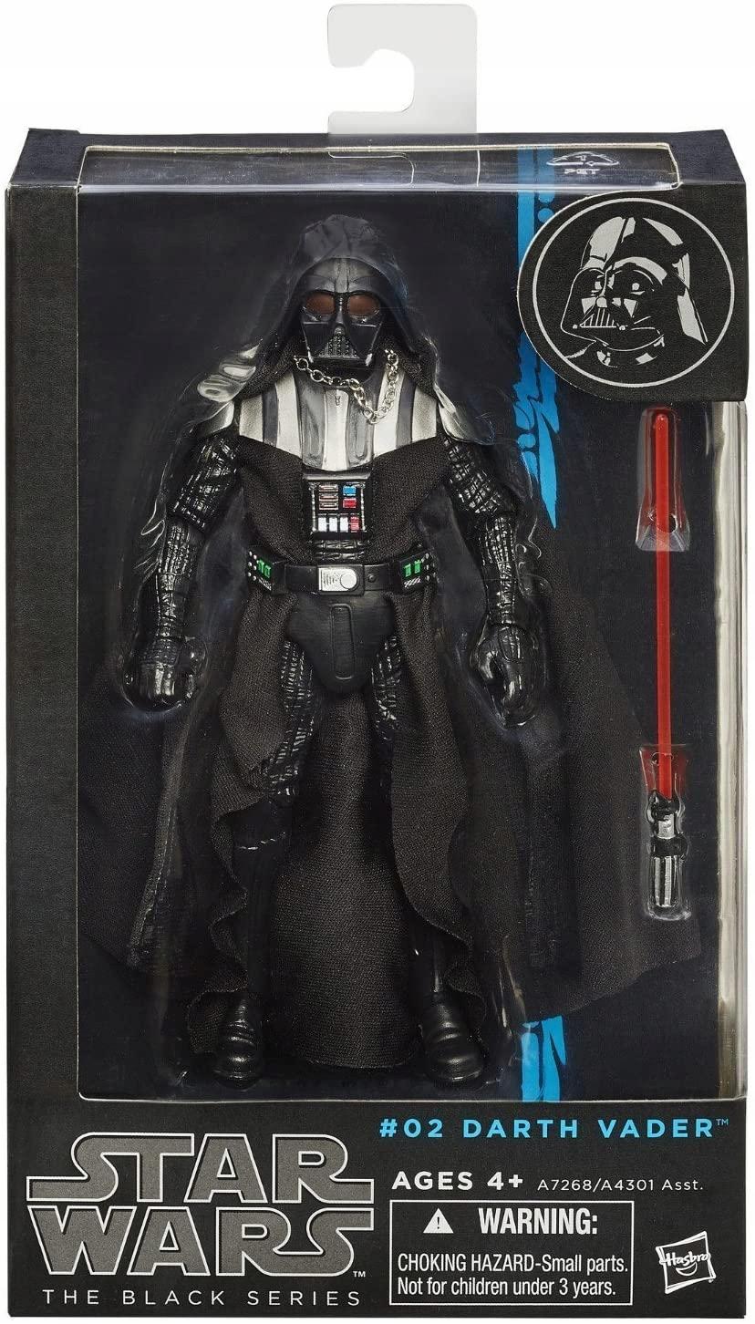 Figúrka Darth Vadera - Hasbro 02 - 15 cm STAR WARS