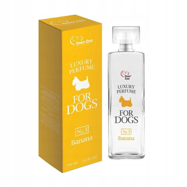 Perfumy dla PSA 100 ml BANAN Over Zoo