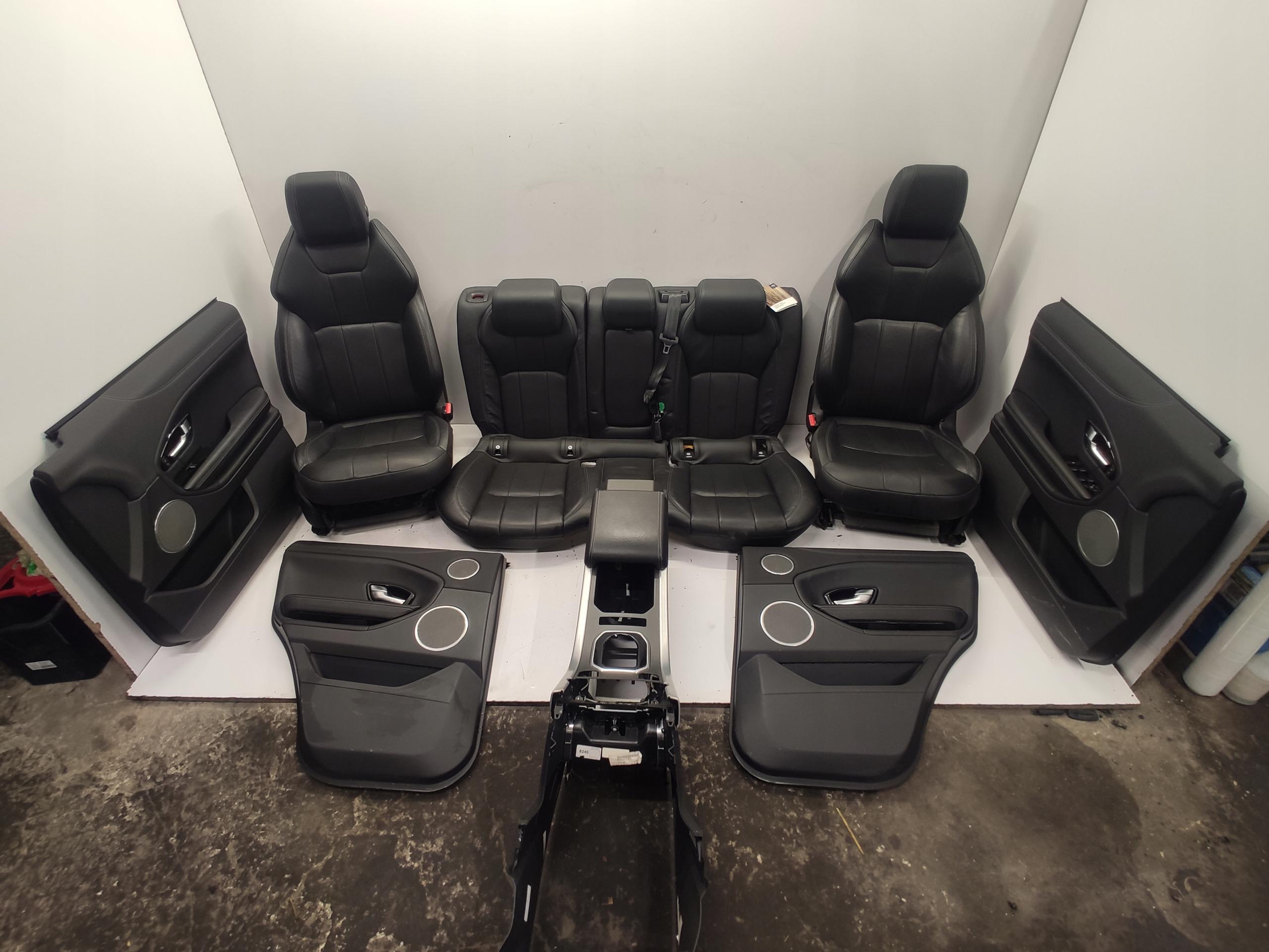land rover evoque lift кресла диван шторки