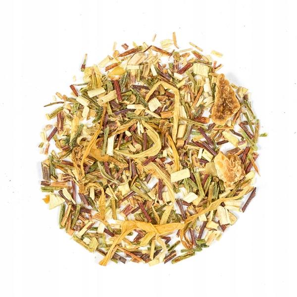 Красный чай ройбуш, лимон, ПРЕМИУМ сорт 80