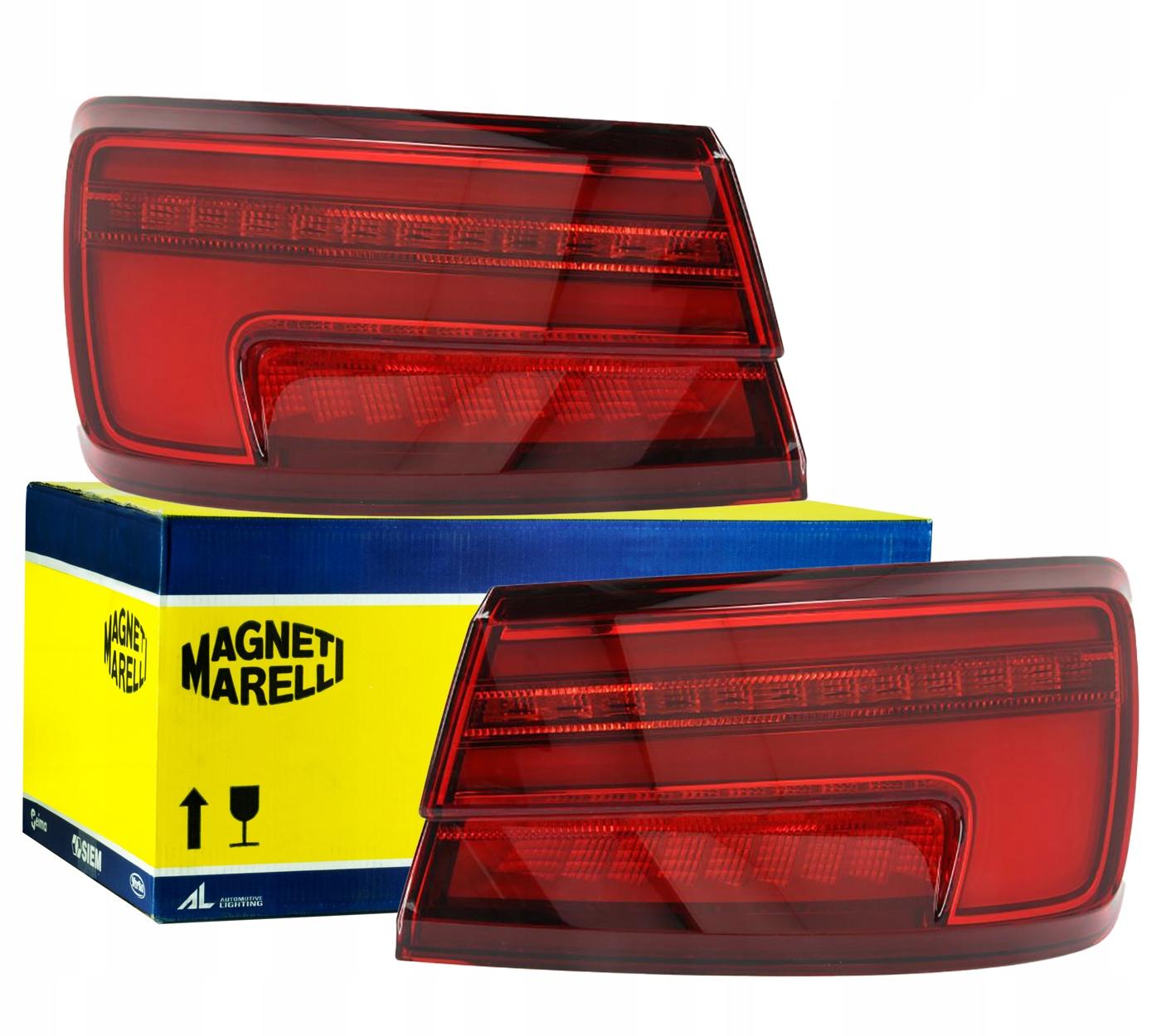лампы сзади audi a3 8v 16-18 кабриолет комплект
