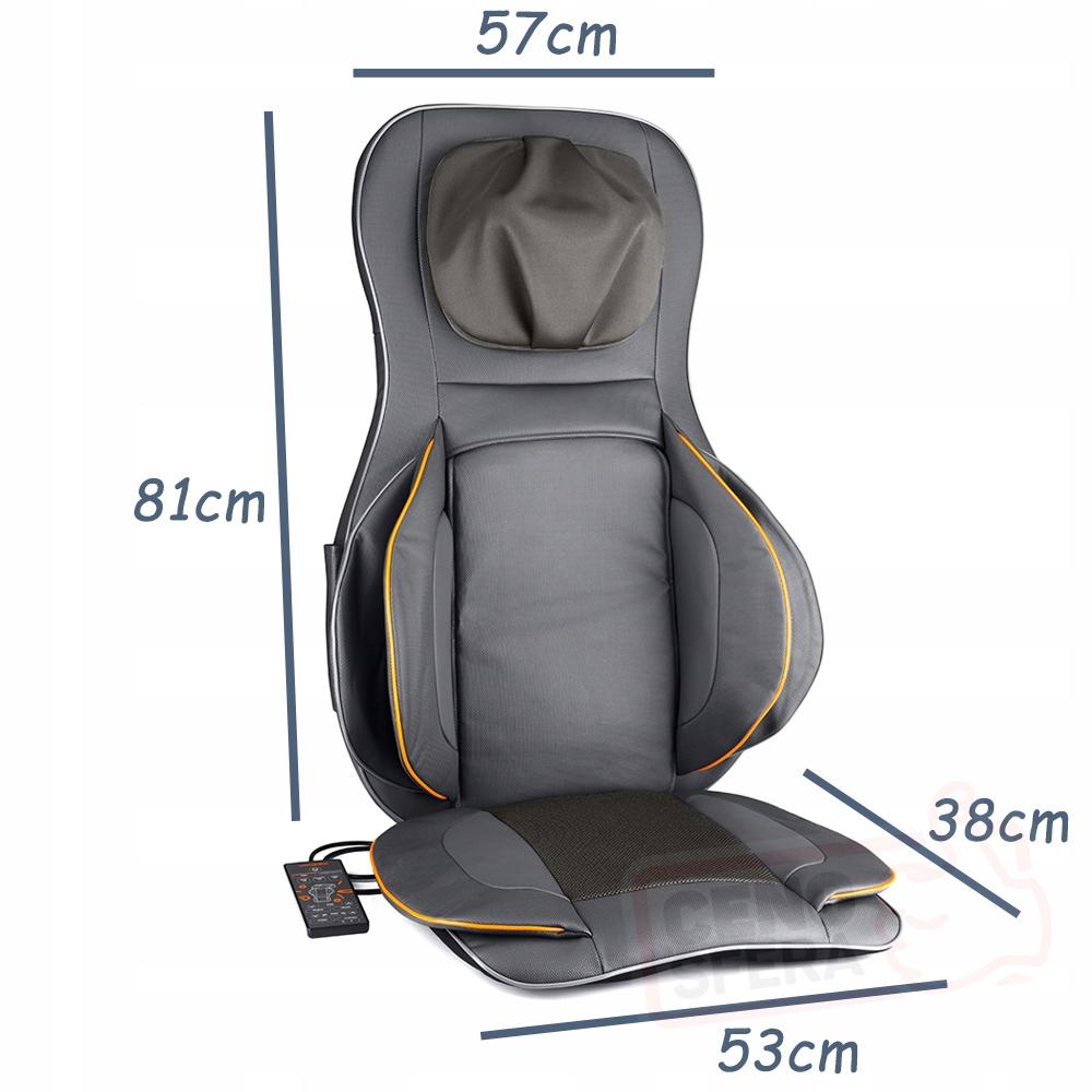 Komfort i bezpieczeństwo – system masażu Kongsberg Automotive Pruszków