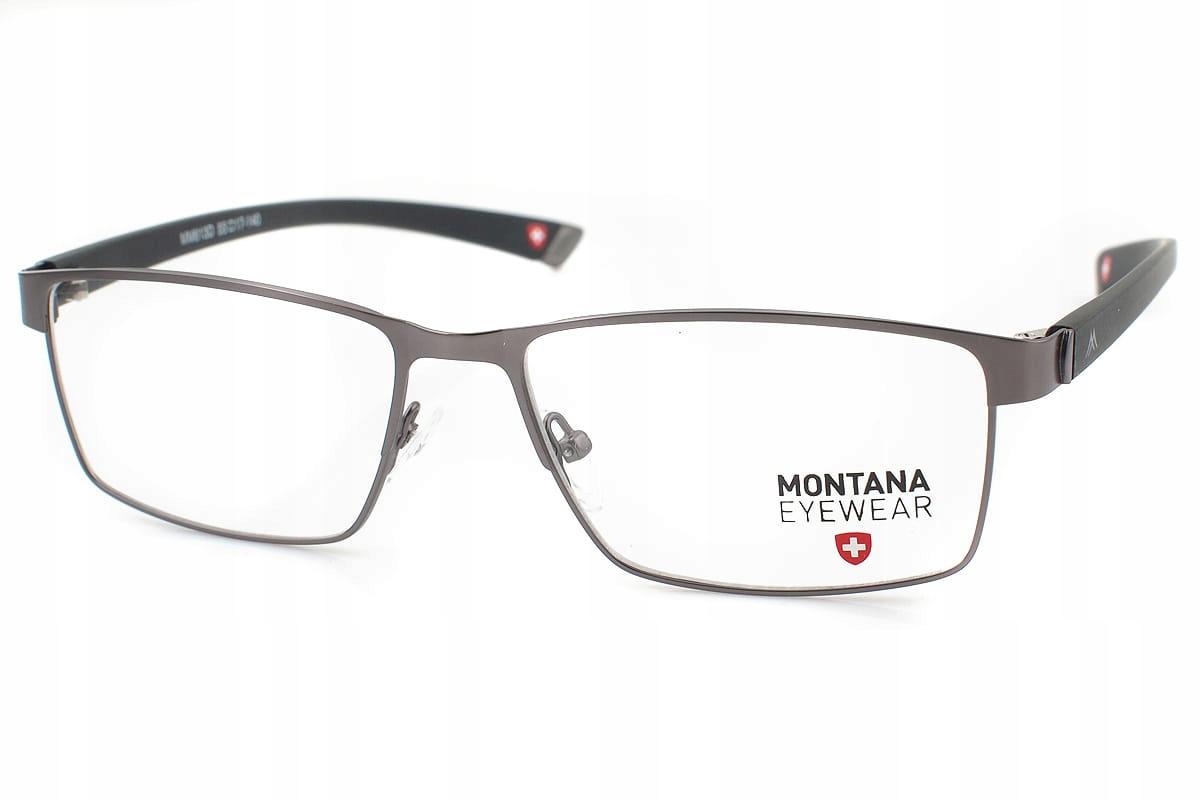 Okulary Montana MM613 D + Soczewki z AR Twoje moce