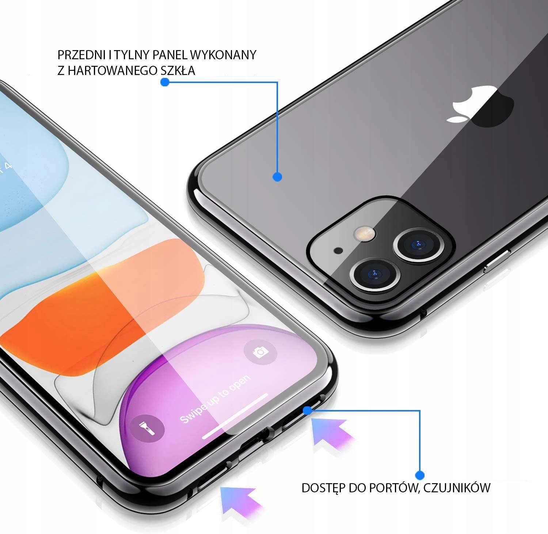 Etui Magnetyczne 360° do iPhone 12 Mini Kod producenta Etui Magnetyczne 360° do iPhone 12 Mini