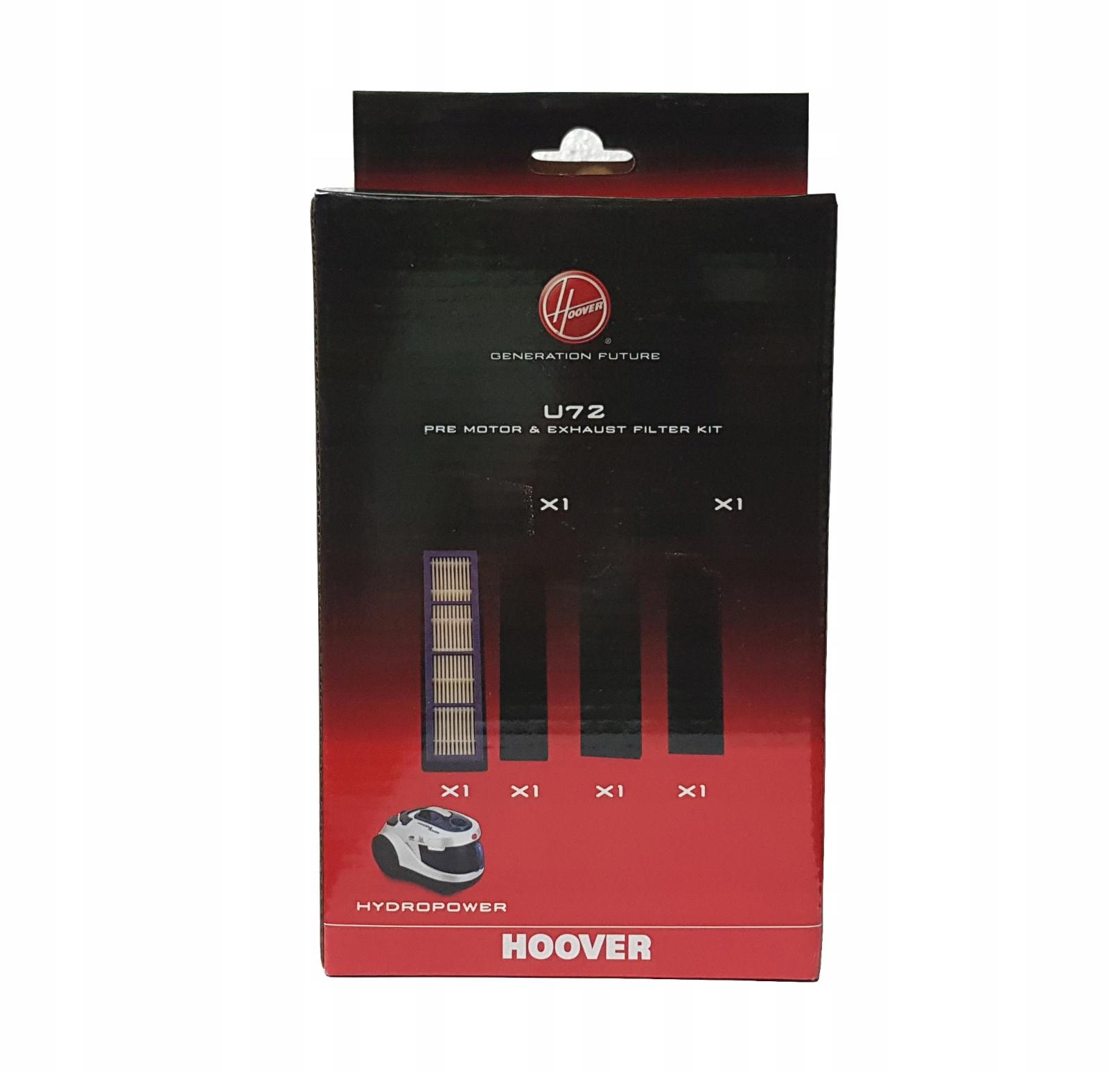 Filter U72 Hoover HYDROPOWER 35601577 (OD183)